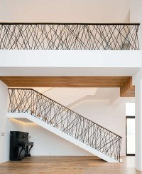 Residential Design Inspiration: Modern Railings and