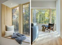 Residential Design Inspiration: Modern Window Seat