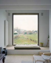 Residential Design Inspiration: Modern Window Seat ...