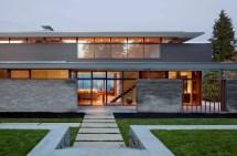 Modern Stonehouse Exterior Design