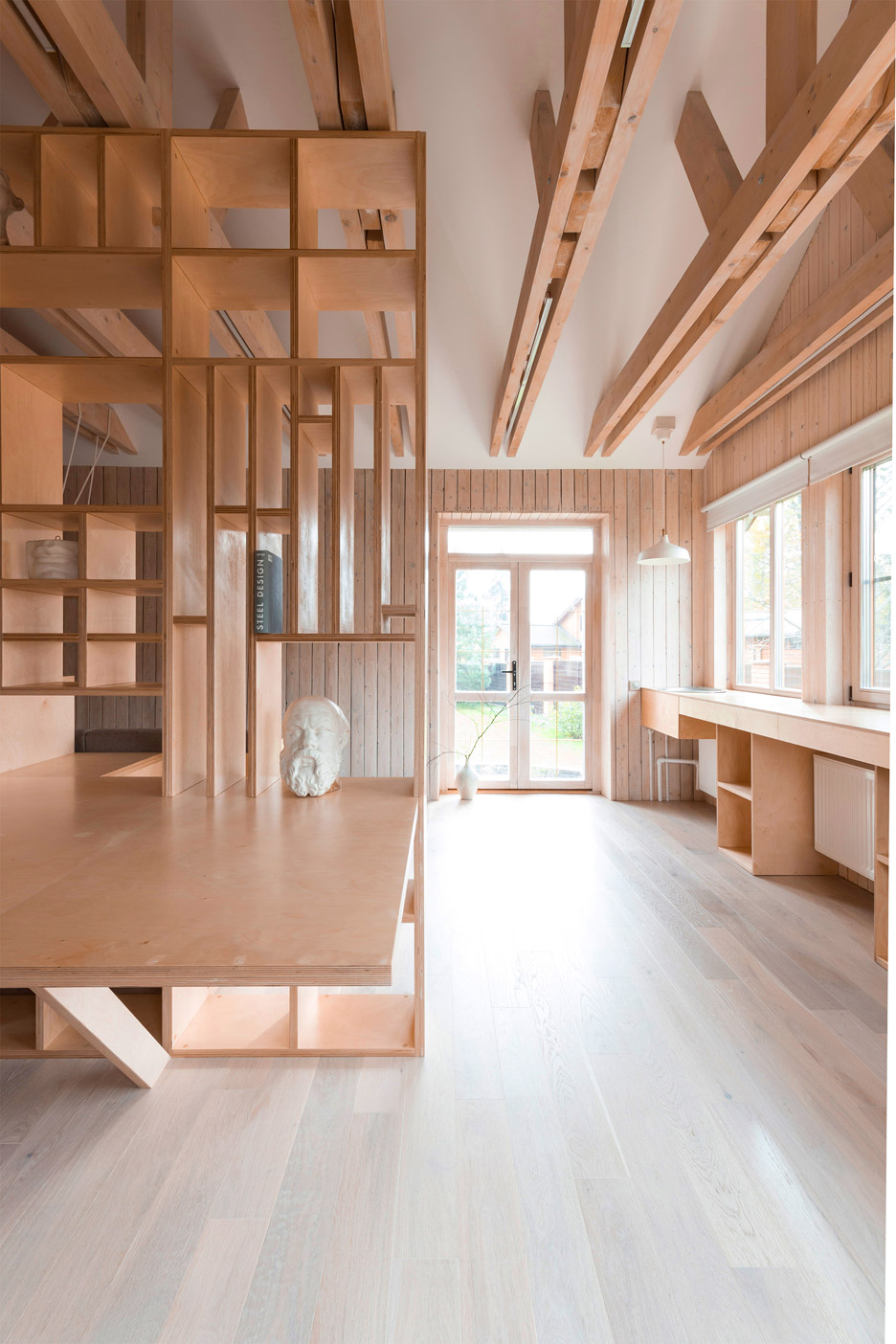 Residential Design Inspiration Artists Studio  Studio