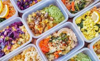 healthy meal delivery Bangkok