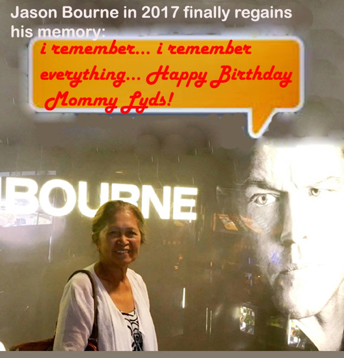 20 Happy Birthday Jason Bourne Meme Pictures And Ideas On Meta Networks
