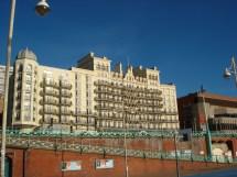 Grand Hotel In Brighton East Sussex