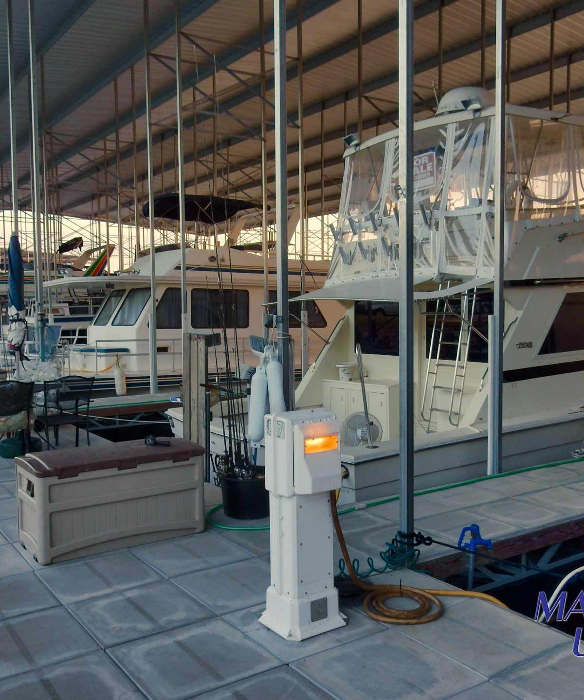 MariCorp US Project: Little Rock Yacht Club