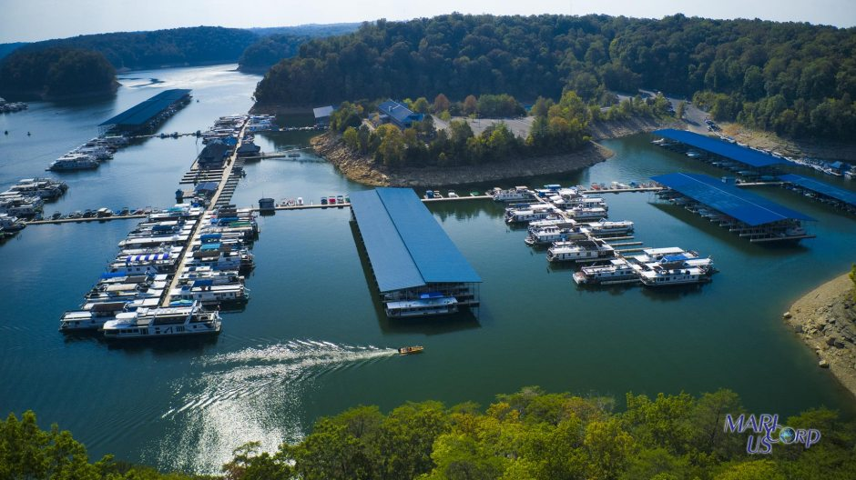 MariCorp US Project: Jamestown Marina