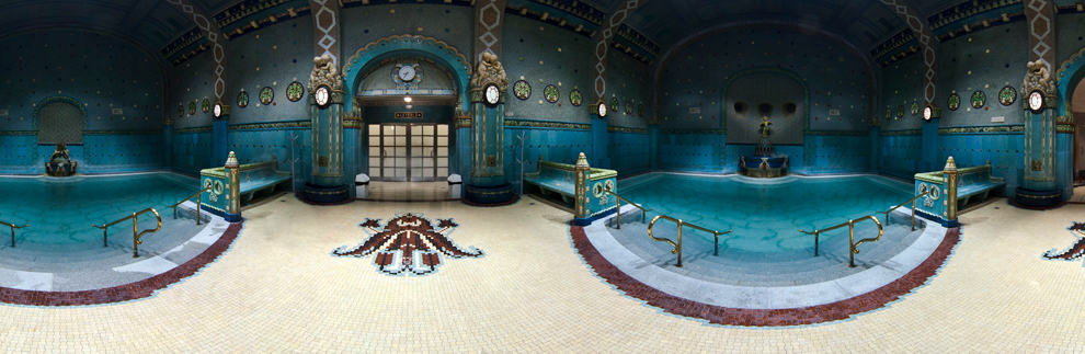 gellert thermal baths