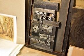 Letterpress im Supersense