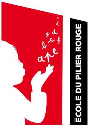 logo-ecole-pilier-rouge-enfant-sur-fond-rouge-texte-sur-fond-noir-01