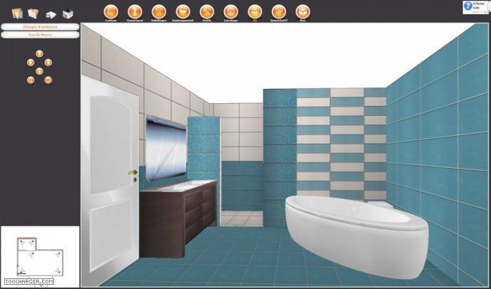 concevoir sa cuisine en 3d gratuit coloriage salle de. Black Bedroom Furniture Sets. Home Design Ideas