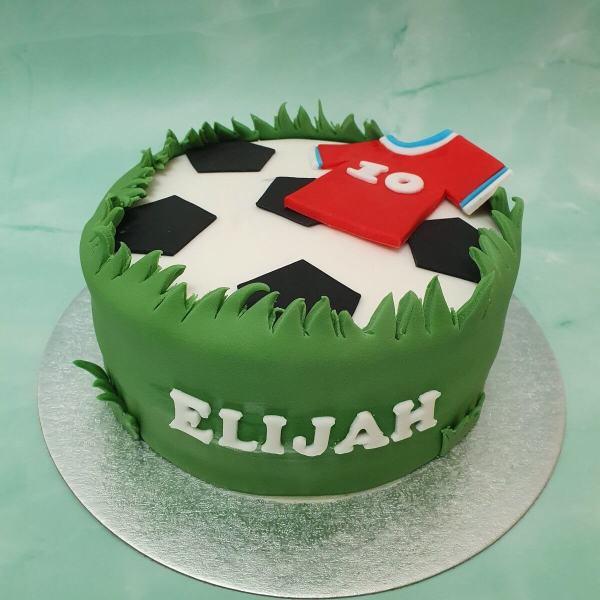 Liverpool Football Birthday Cake Delivered Milton Keynes