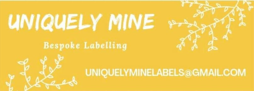 Uniquely Mine Bespoke Labelling Logo Milton Keynes