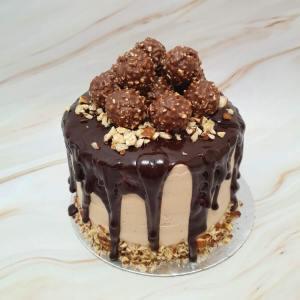 Ferrero Rocher Birthday Cake Delivered Milton Keynes