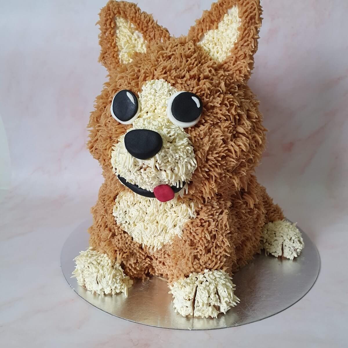 Shaped 3D Birthday Cake Maker Milton Keynes
