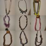 Nouveaux bijoux colliers