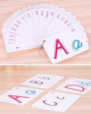 alphabet montessori