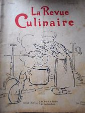 La Revue Culinaire