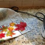 Fall Craft Ideas Mason Jar Leaf Lanterns And Pinecone Door Swags Marie Bostwick