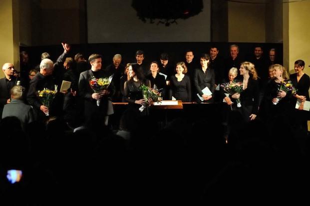 Brahms Requiem Eglise Ste Anne Bruxelles