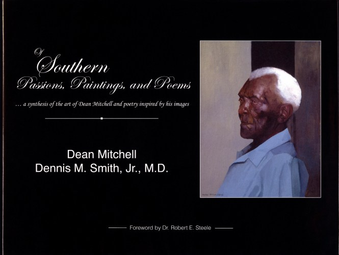Southern Passions, Paintings, and Poems – Dean Mitchell Book