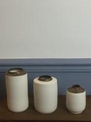 3 pots en porcelaine mariecarolinelemansceramique