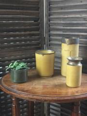 Pots et vases collection Ocre, ramequin collection perle, mariecarolinelemansceramique