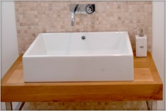 Sink at Marie Charnley Interiors