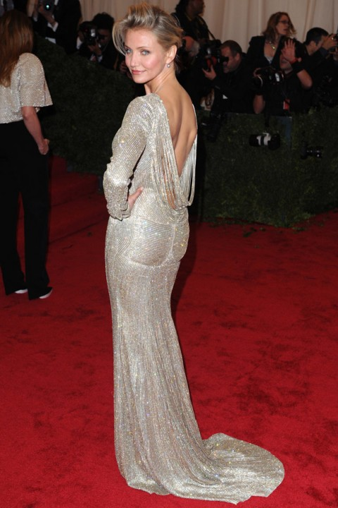 Cameron Diaz at the Met Ball 2012 - Costume Institute Gala - Marie Claire