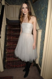 Keira Knightley Recycles Rodarte Dress For Her Wedding ...