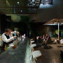 9 Hip Hotel Bars Destination In