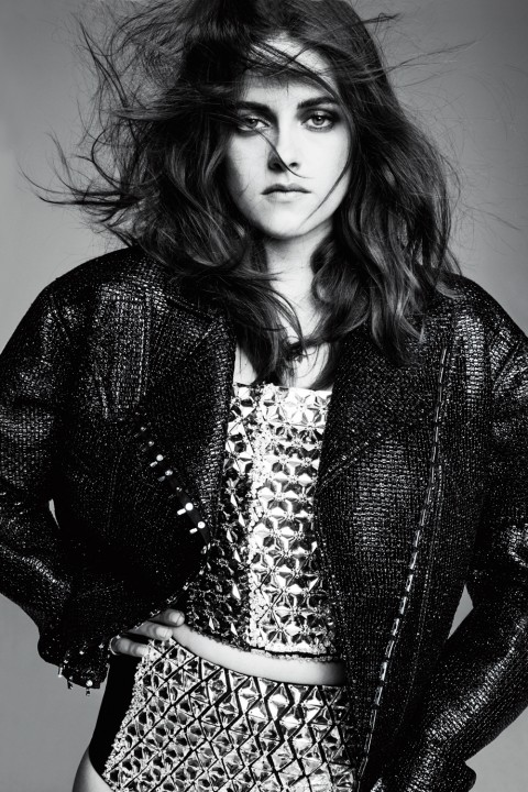 Marie Claire May Cover Kristen Stewart