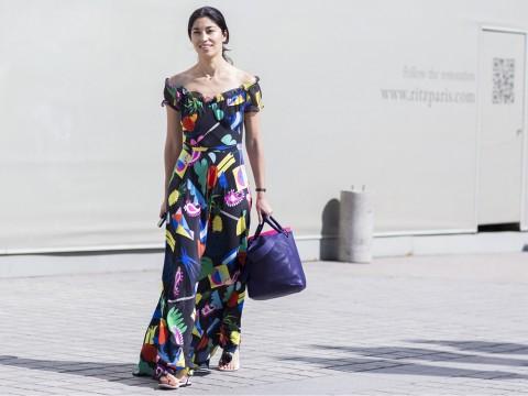SS16 Off-The-Shoulder Dress