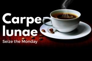 Happy Monday image Carpe Lunae Seize the Monday- mariedeveaux.com