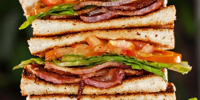 image of the quit sandwich - mariedeveaux.com