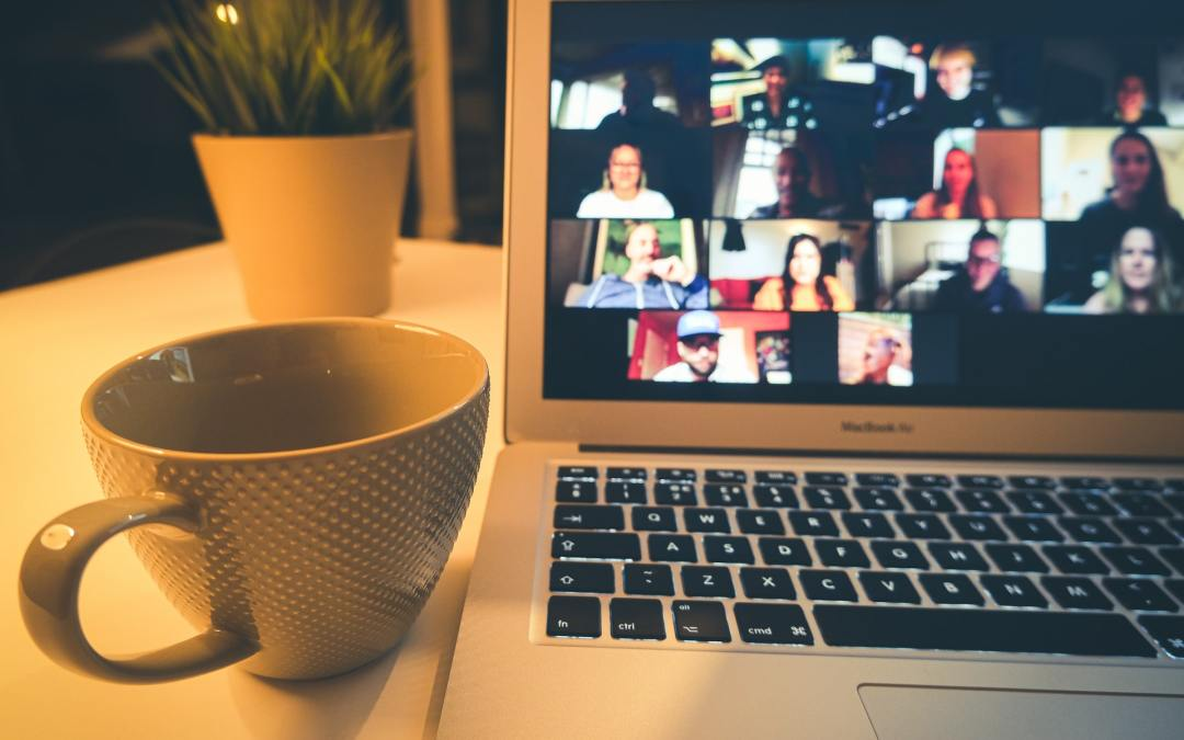 You can stop mandating everyone to have their video on when in Zoom. When our meetings are only through a computer screen, what's effective? by Marie Deveaux, Leadership Coach