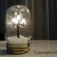 DIY- Snow Globe
