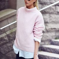 On Trend - Pale Pink - Spring 2015