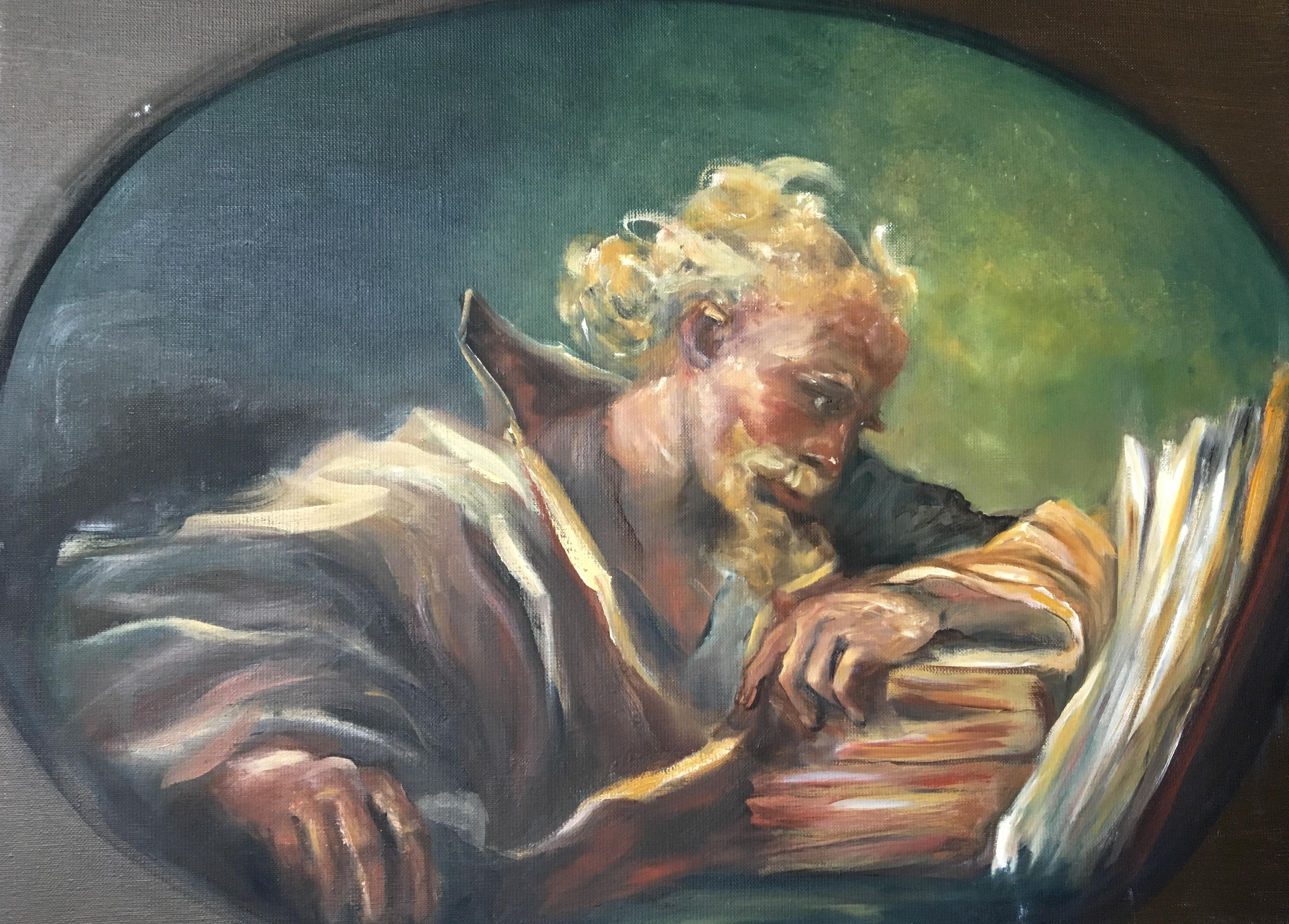 A la Fragonard