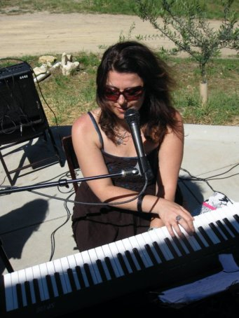 Paso Robles Wine Week Festival at Dubost Winery, Paso Robles, CA – May 2010