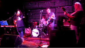 Guest vocalist with the True Stories at the Casbah, San Diego, CA – February 2013