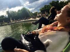 Mandatory sunshine park snooze