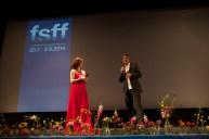 Preisverleihung 2014 mit Matthias Helwig