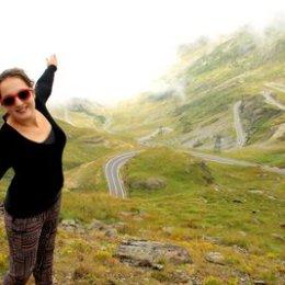 Over de mooiste weg ter wereld rijden