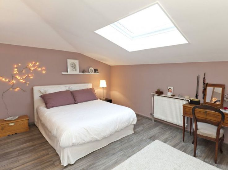 PI  Quelle couleur pour une chambre en soupente   Mariekke