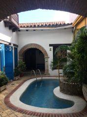 Cartagena - hostal Ondas