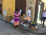 Cartagena - 'Palenquera'