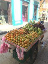 Cartagena - street stand