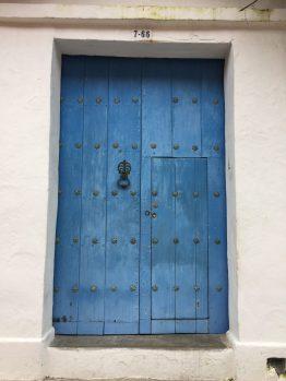 Cartagena - colorful door