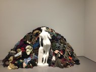Collection inside the Hirshhorn Museum
