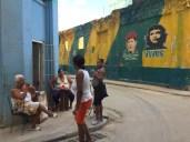 Some Marxist street art